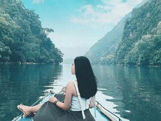 Báo Giá Giá Vé Thuê Tàu Thuyền Tham Quan Hồ Ba Bể - Bắc Kạn